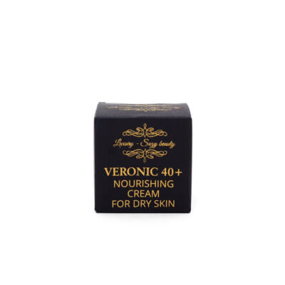 Veronic 40+ nourishing cream for dry skin (tápláló arckrém)