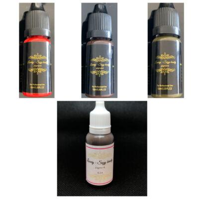 3+1 LSB organikus pigment csomag
