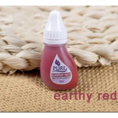 PURE Earthy red pigment