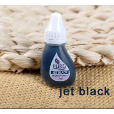 PURE Jet black pigment