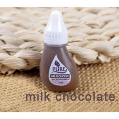 PURE Milk chocolate pigment