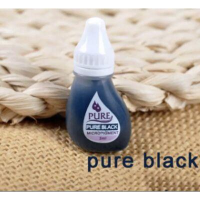 PURE Pure black pigment