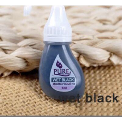 PURE Wet black pigment