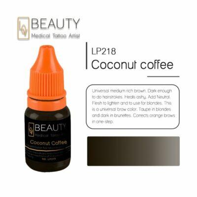 Coconut Brown - organikus pigment gépi technikához