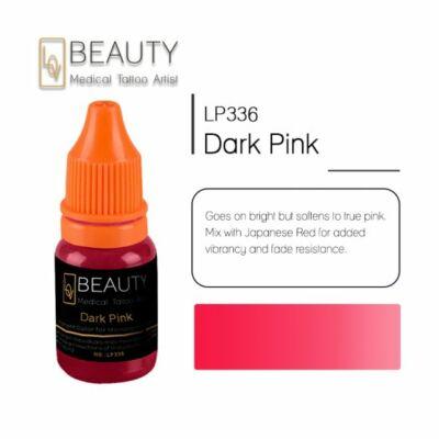 Dark Pink - organikus pigment gépi technikához