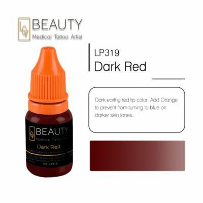 Dark Red - organikus pigment gépi technikához
