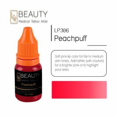 Peach Puff - organikus pigment gépi technikához