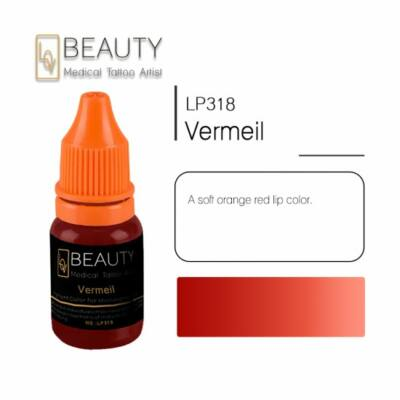 Vermeil - organikus pigment gépi technikához